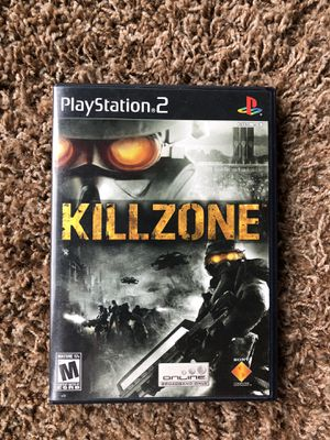 PS2 Killzone for Sale in Ontario, OR