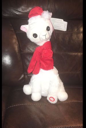 Christmas plush animation that moves for Sale in Bowie, MD