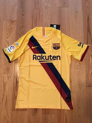 Barcelona away. Player version. for Sale in Fontana, CA