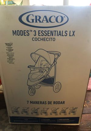 Graco Modes 3 Essentials LX Stroller for Sale in Hamburg, NY
