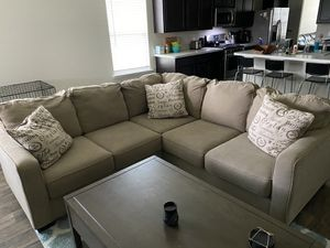 Ashley furniture sectional for Sale in Missouri City, TX