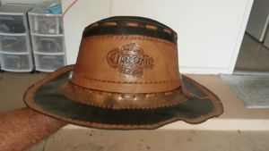 Leather Hat for Sale in West Palm Beach, FL