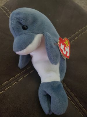 1996 Ty Beanie babies RETIRED Echo Dolphin for Sale in Toms River, NJ
