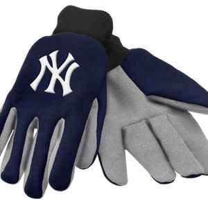 Foco, $10, NY Yankees, MLB, Colored Palm, Navy With Gray, Utility Gloves, NWT, Great Gift!! 🎁🎄 for Sale in Anaheim, CA