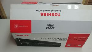 Toshiba DVD &VCR COMBO SD-V295 for Sale in Hacienda Heights, CA