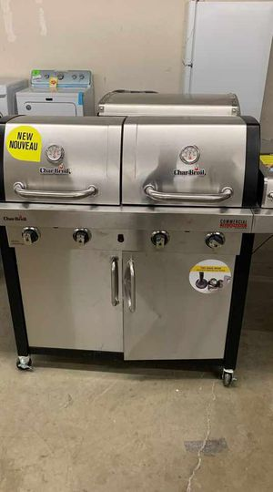 Char-Broil Grill! Gas Grill! New with Warranty!! Model #463245518 KPF 4 for Sale in Huntington Beach, CA