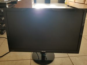ASUS 1080p 24in LED 60hz Monitor for Sale in Stanton, CA
