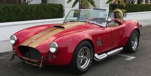 1967 Shelby Cobra Roadster Recreation for Sale in Redmond, WA