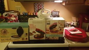5 BRAND NEW NEVER USED APPLIANCES for Sale in Eau Claire, WI