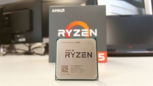 CPU-AMD Ryzen 5 2600 for Sale in Fayetteville, AR