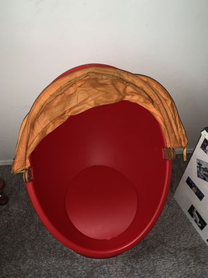 Egg swivel chair for kids for Sale in Auburn, WA