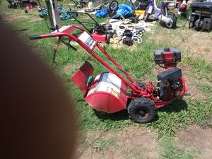 Troy bilt rear tine tiller for Sale, used