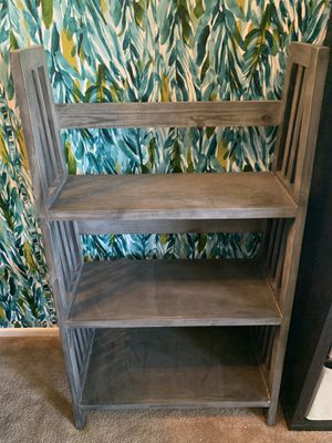 Grey Ladder Shelf for Sale in Fullerton, CA