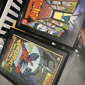 Marvel Pictures Frames for Sale in Miami, FL