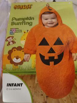 Infant Pumpkin Costume for Sale in San Jose,  CA