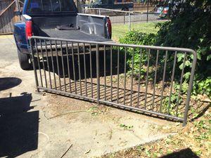 Metal rail. for Sale in Tacoma, WA