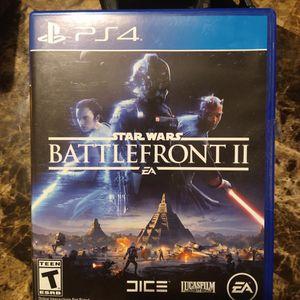 Star Wars Battlefront 2 for Sale in West Warwick, RI