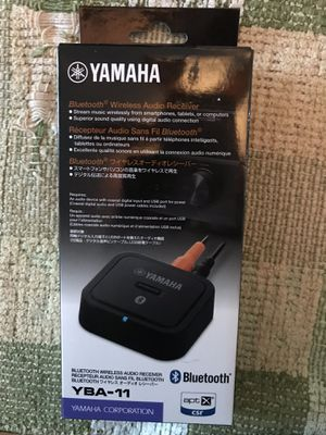 Bluetooth Yamaha YBA-11 $190 OBO for Sale in Mill Creek, WA