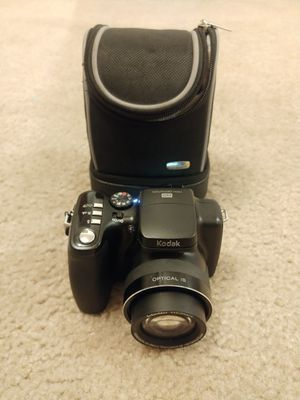 Kodak Easyshare 10.1 MP Digital Camera with 12x Optical Image Stabilized Zoom Z1012 for Sale in Kenmore, WA