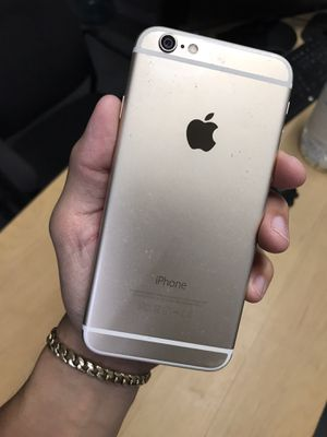 iPhone 6 64GB Clean Unlocked AT&T, T-Mobile, Metro, Boost, Cricket, Sprint , Verizon, Telcel, Worldwide GSM for Sale in Carson, CA