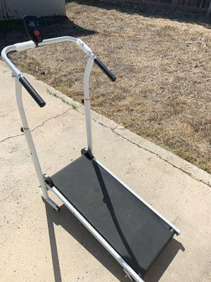 Treadmill non motorized for Sale in San Diego, CA