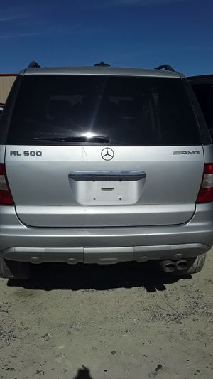 2001 Mercedes Benz ML500 for parts for Sale in Houston, TX