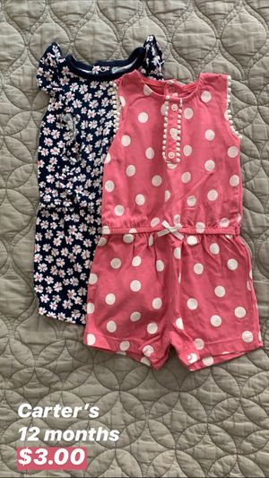 Baby Rompers for Sale in Seattle, WA