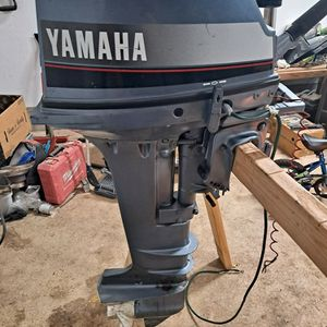 15hp Yamaha Outboard for Sale in Mulino, OR