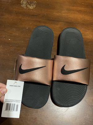 Nike slides for Sale in Wichita, KS