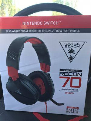 Turtle beach headset for Sale in Beverly Hills, CA