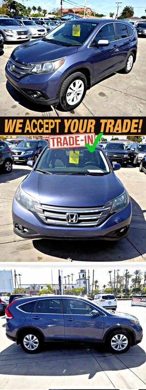 2012 Honda CRVEX 4WD 5-Speed for Sale in South Gate, CA