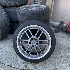 5x112 18x8 Wheels And Tires for Sale in Bothell, WA
