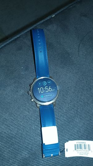 Fossil q watch for Sale in Alexandria, VA