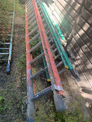Extension ladders for Sale in Eugene, OR