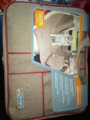 Doggy hammock/car seat cover for Sale in Portland, OR