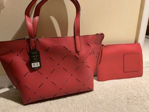 Red bag with purse included for Sale in Gaithersburg, MD