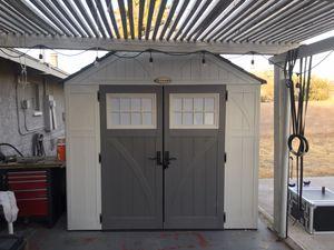 Suncast 7' x 4' Cascade Storage Shed for Sale in Phoenix, AZ