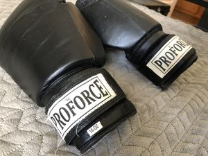 Pro MMA / Pro Boxing practice gloves 14oz. for Sale in Tampa, FL