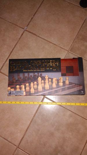 Wood board game for Sale in Fontana, CA