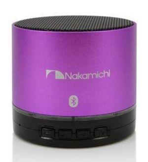 Nakamichi Bluetooth Round Speaker for Sale in Fairfax, VA
