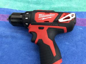 40 drill driver m12 milwaukee for Sale in Los Angeles, CA