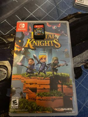 Portal knights not used for Sale in West Covina, CA