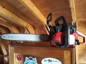 Craftsman chainsaw for Sale in Williamsport, PA