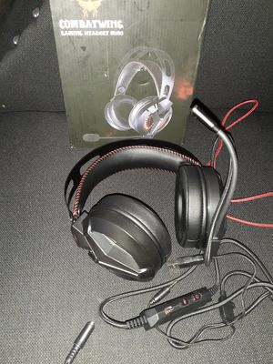 Gaming headsets for Sale in Palmdale, CA