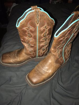 Justice Cowgirl Boots for Sale in Tarpon Springs, FL