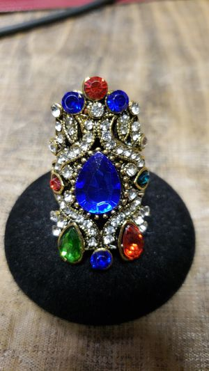 Retro beautiful luxury 3D ring for Sale in Farmville, VA