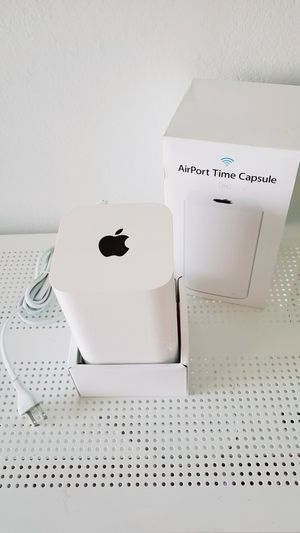 Apple Airport time capsule 3tb for Sale in Kent, WA