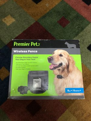 Premier pet wireless fence for Sale in Columbia, MO