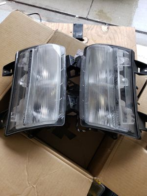 2018 jeep JL front bumper and front fender lights for Sale in Pittsburg, CA