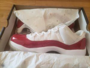 "Jordan 11 retro low ""Cherry "" for Sale in Fresno, CA"
